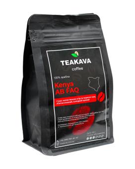 Кофе в зернах Teakava Kenya AB FAQ, 250 г (моносорт арабики)