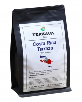 Кофе в зернах Teakava Costa Rica Tarrazu, 250 г (моносорт арабики)