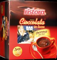 Шоколад Ristora порц 50*25гг