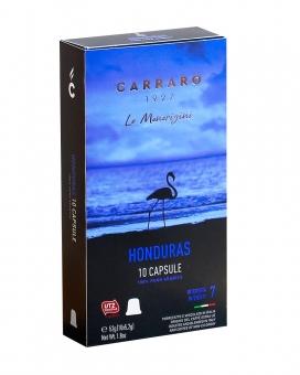 Кофе в капсулах Carraro Honduras NESPRESSO, 10 шт (моносорт арабики)