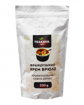 Кофе в зернах Teakava Французский крем-брюле, 250 г (100% арабика)