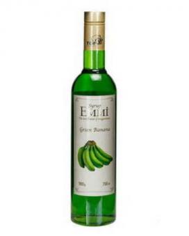 Сироп Emmi Зеленый банан 0,7 л (стеклянная бутылка)