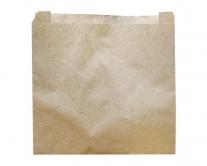 Крафт пакет бумажный 250х250х40 мм, 100 шт