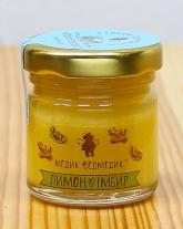 """Мед с лимоном и имбирем """"Медик Ведмедик"""", 50 г"""
