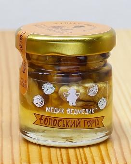 """Мед с волошским орехом """"Медик Ведмедик"""", 50 г"""