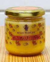 """Мед с облепихой и лаймом """"Медик Ведмедик"""", 250 г"""