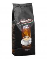 Кофе в зернах Alberto Caffe Crema, 1 кг (40/60)