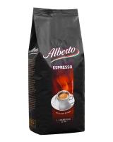 Кофе в зернах Alberto Espresso, 1 кг (40/60)