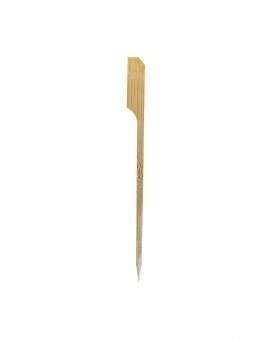 Шпажка бамбуковая, Весло 9 см, 100 шт