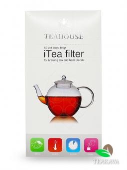 Фильтр-пакеты для чайника, 50 шт