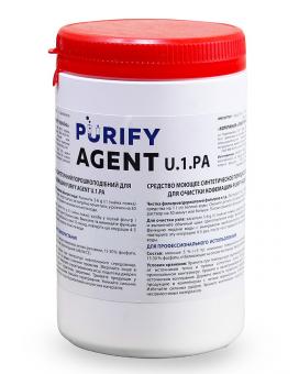 Средство для чистки кофемашинот кофейных масел Purify Agent U.1.PA (порошок), 900 г