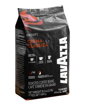 Кофе в зернах Lavazza Crema Classica Expert, 1 кг (40/60)