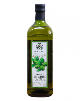Масло оливковое для жарки Monterico de Orujo de Oliva, 1 л
