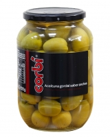 Оливки гиганты с косточкой Corbi, 835 г