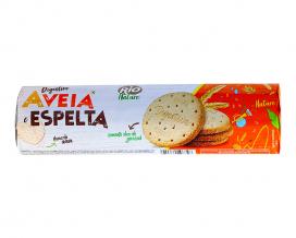 Печенье с овсяными хлопьями Rio Nature Digestive, 250 г