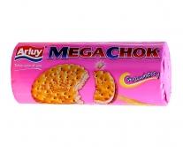Печенье Arluy Megachok с клубничной прослойкой, 180 г