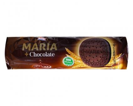 Печенье шоколадное Arluy Maria Chocolate, 265 г