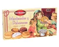 Набор печенья EL Santo Mantecados y Polvorones, 300 г