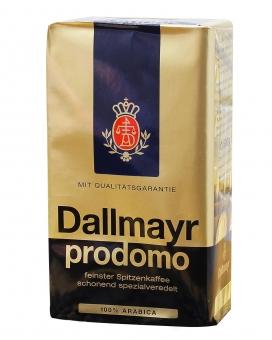 Кофе молотый Dallmayr Prodomo, 500 г (100% арабика)