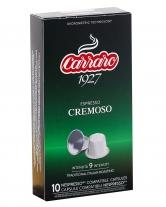 Кофе в капсулах Carraro Cremoso NESPRESSO, 10 шт