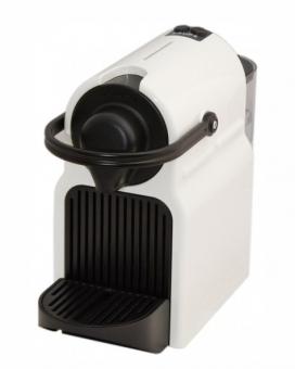 Кофемашина капсульная Krups Nespresso Inissia XN1001 White