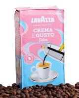 Кофе молотый Lavazza Crema e GustoDolce, 250 г (50/50)