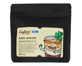 Кофе в зернах Cagliari Ирландский крем, 250 г