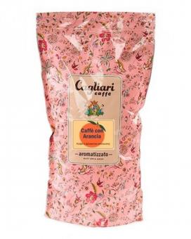 Кофе в зернах Cagliari Апельсин, 1 кг