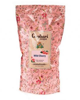 Кофе в зернах Cagliari Дикая вишня, 1 кг