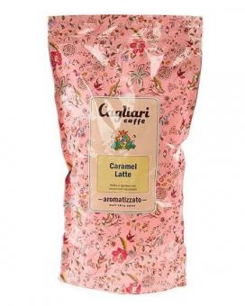 Кофе в зернах Cagliari Молочная карамель, 1 кг