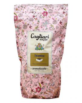 Кофе в зернах Cagliari Тирамису, 1 кг