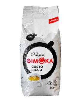 Кофе в зернах Gimoka Bianco, 1 кг (10/90)