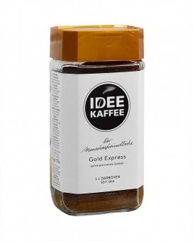 Кофе растворимый IDEE KAFFEE Gold Express, 100 г
