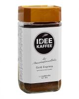 Кофе растворимый IDEE KAFFEE Gold Express, 200 г