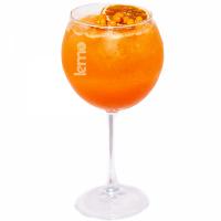 """Пюре фруктовое для чая, коктейлей """"Малина-облепиха"""" LEMO, 45 г (премикс, основа)"""