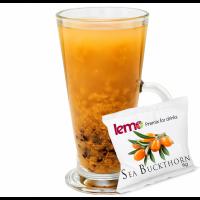 """Пюре фруктовое для чая, коктейлей """"Облепиха"""" LEMO, 45 г (премикс, основа)"""