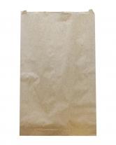 Крафт пакет бумажный 210х350х60 мм, 100 шт