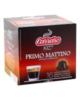 """Кофе в капсуле Carraro DOLCE GUSTO """"Primo Mattino"""" 16 шт"""