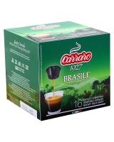 "Кофе в капсуле Carraro DOLCE GUSTO ""Brasile"" 16 шт"