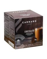 Горячий шоколад в капсулах Carraro Cioccolato DOLCE GUSTO, 16 шт