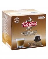 Кофе в капсулах Carraro Cortado DOLCE GUSTO, 16 шт