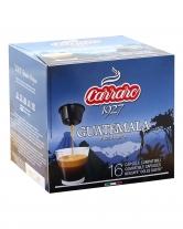 Кофе в капсулах Carraro Guatemala DOLCE GUSTO, 16 шт (моносорт арабики)