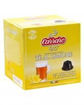 Чай в капсуле Carraro Te Al Limone DOLCE GUSTO, 16 шт