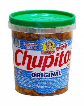 Смесь орехов, семечек, кукурузки Chupitos Original, 350 г