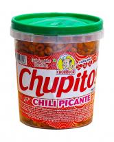 Смесь орехов, семечек, кукурузки со вкусом чили Chupitos Chili, 350 г