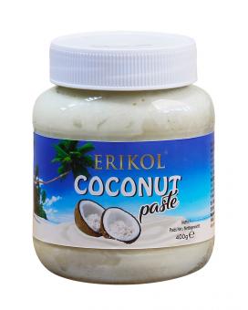 Шоколадная паста с кокосом Erikol Coconut, 400 г