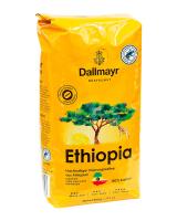 Кофе в зернах Dallmayr Ethiopia, 500 г (моносорт арабики)