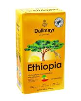 Кофе молотый Dallmayr Ethiopia, 500 г (моносорт арабики)