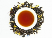 "Чай ""Teahouse"" Вишня в шоколаде черный 250 г"
