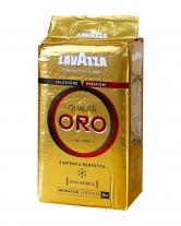 Кофе молотый Lavazza Qualita Oro, 250 г (100% арабика)